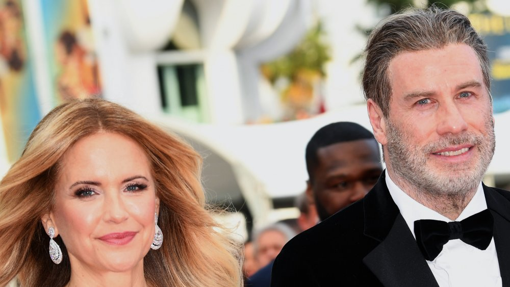 How Kelly Preston Felt When She First Met John Travolta