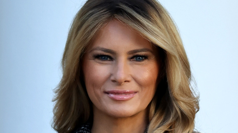 How Melania Trump Really Feels About The Second Impeachment Trial