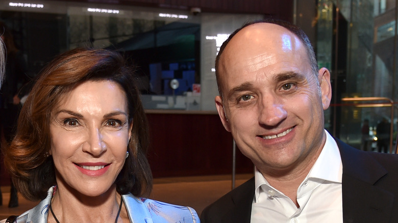 Stars of Love It or List It Hilary Farr and David Visentin