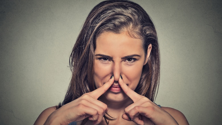 How to get rid of gross body odors