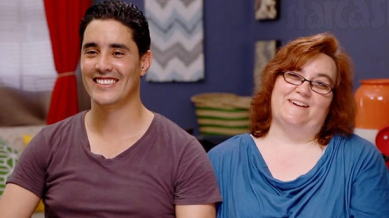 Danielle and Mohamed TLC 90 Day Fiance