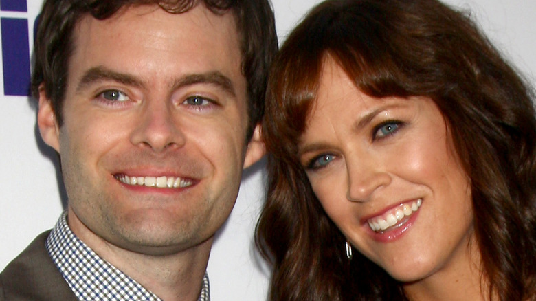 Bill Hader and ex-wife Maggie Carey