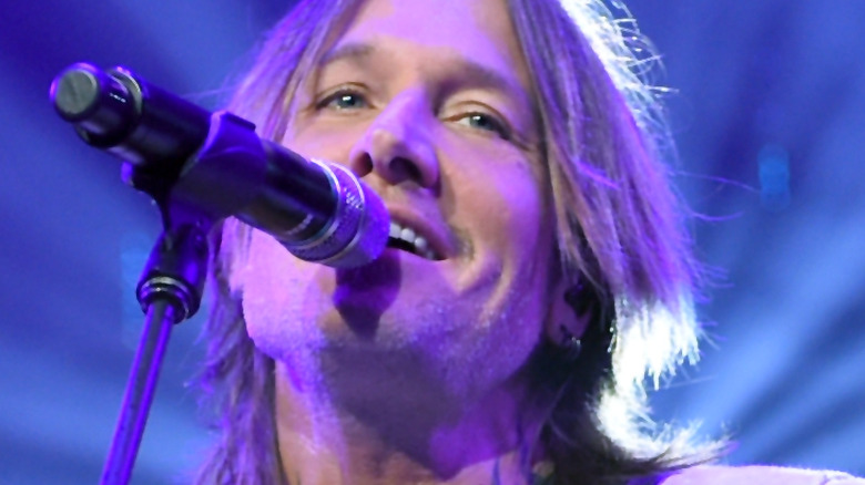 Keith Urban performs onstage