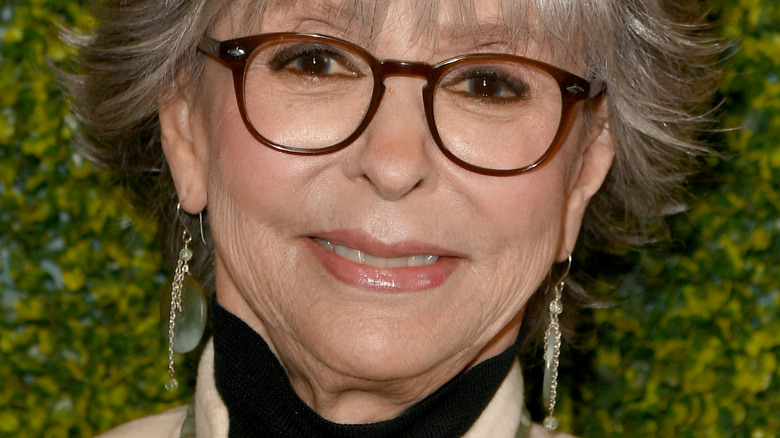 Rita Moreno, awards red carpet