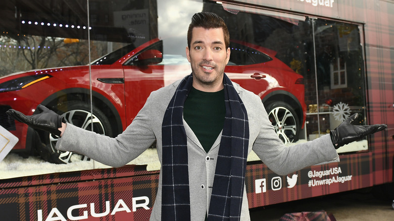Property Brothers contractor Jonathan Scott