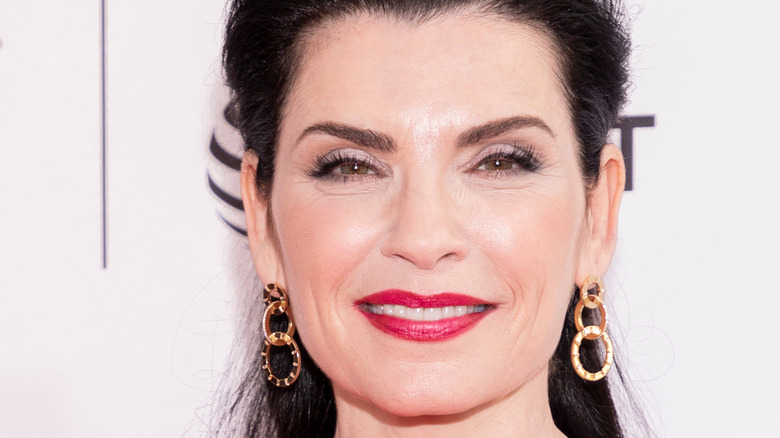 Julianna Margulies smiling