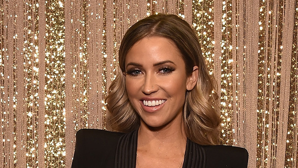 Kaitlyn Bristowe smiles at event
