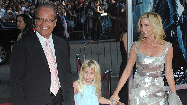 Kelsey, Camille and Mason Grammer