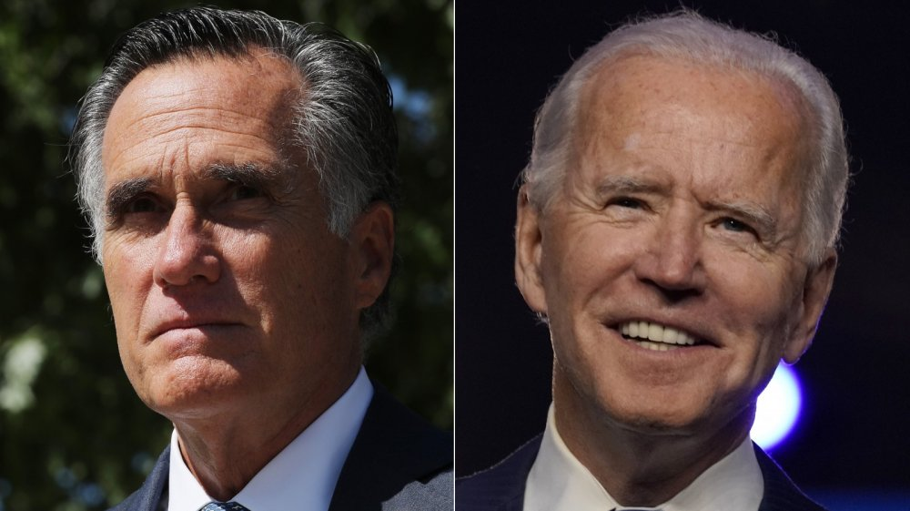 Romney and Biden