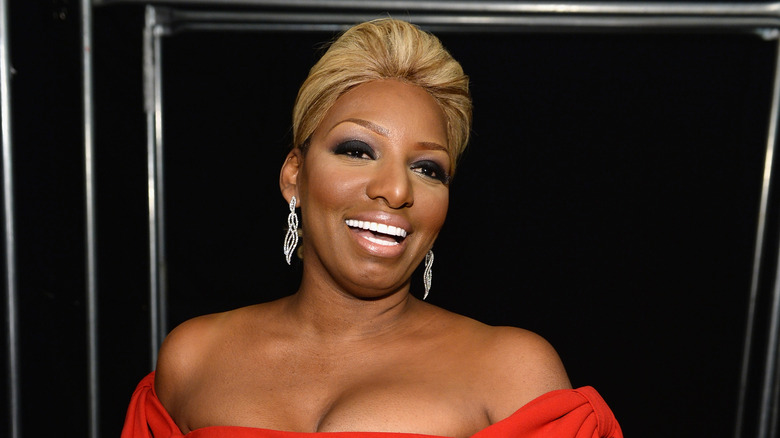 NeNe Leakes laughing at an event