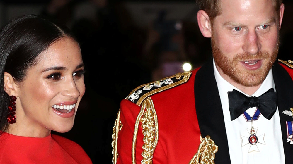File Photo: The Sussexes