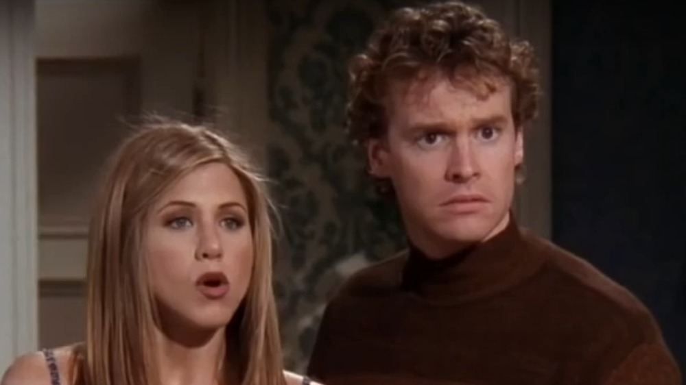 Tate Donovan and Jennifer Anniston