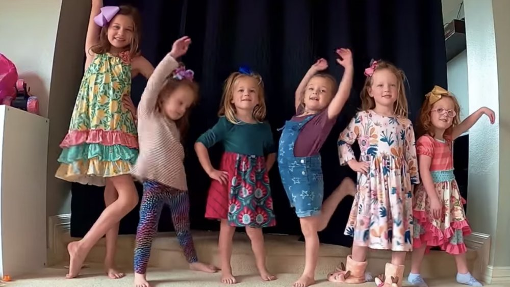 OutDaughtered kids