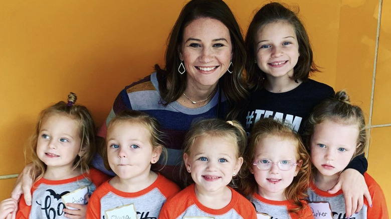 The Busbys from OutDaughtered