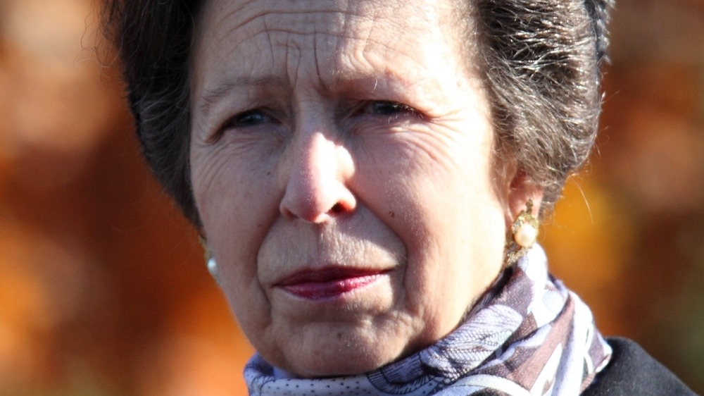 Princess Anne Had This To Say About The Death Of Prince Philip