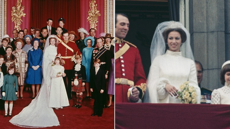 Turtle Neck Wedding Gowns: Ranking Every Royal Wedding Dress From Worst To First