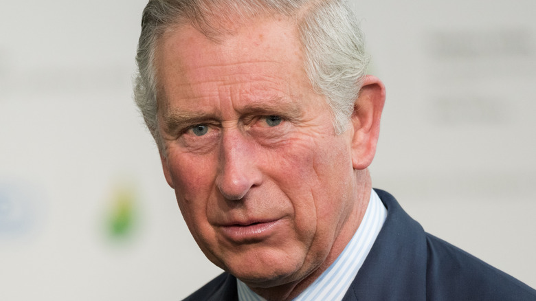 Prince Charles at a royal event