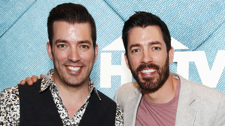 Property Brother Jonathan and Drew Scott