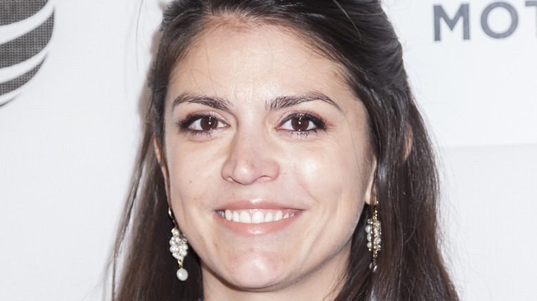 SNL cast member Cecily Strong