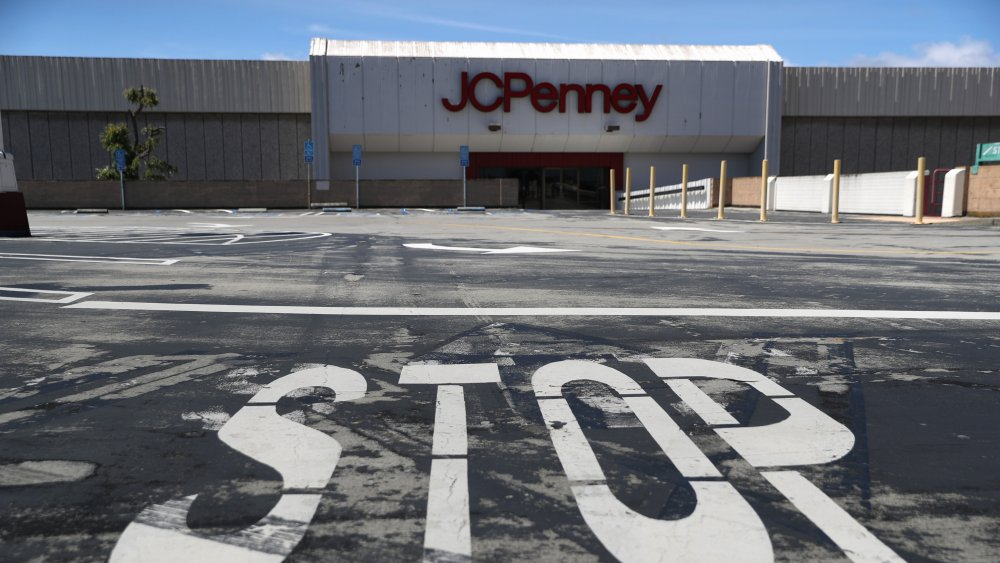 closed JC Penney