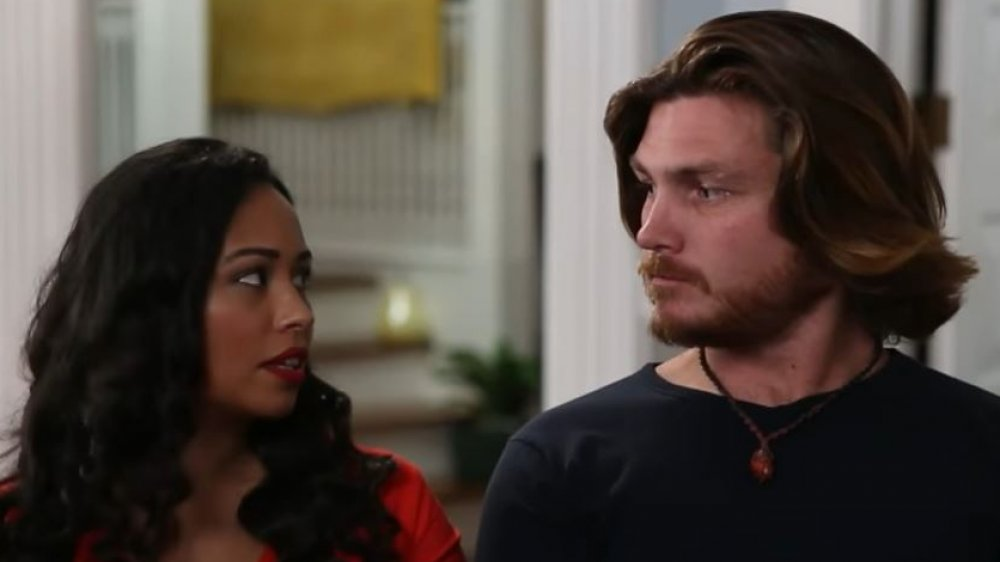 90 Day Fiance couple