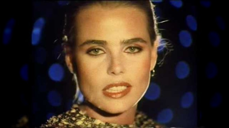 Margaux Hemingway commercial