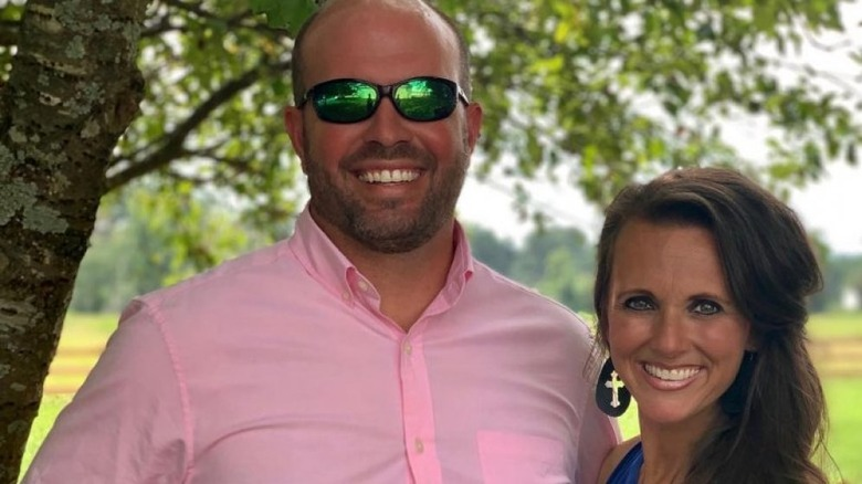 Eric and Courtney Waldrop