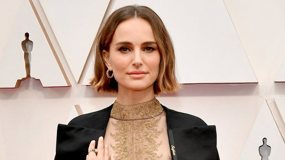 Natalie Portman, one of the best-dressed stars at the 2020 Oscars