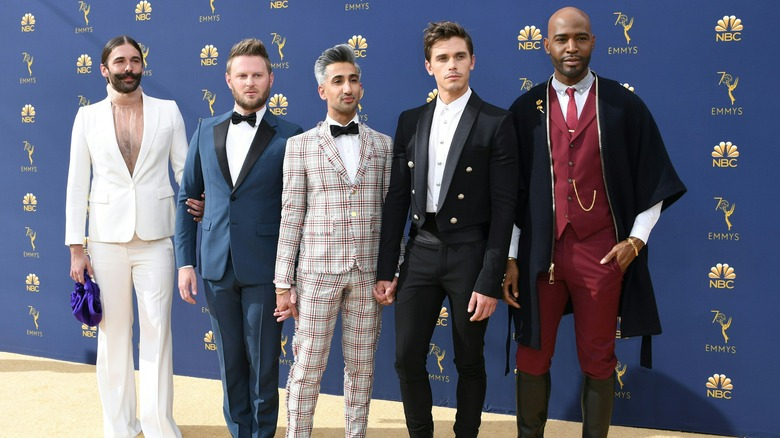 880a964f231 The biggest transformations on Queer Eye