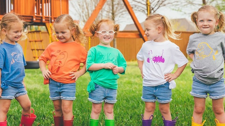 The OutDaughtered quints