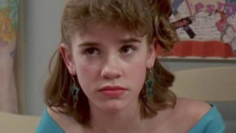 Christa B Allen as young Jenna in 13 Going on 30
