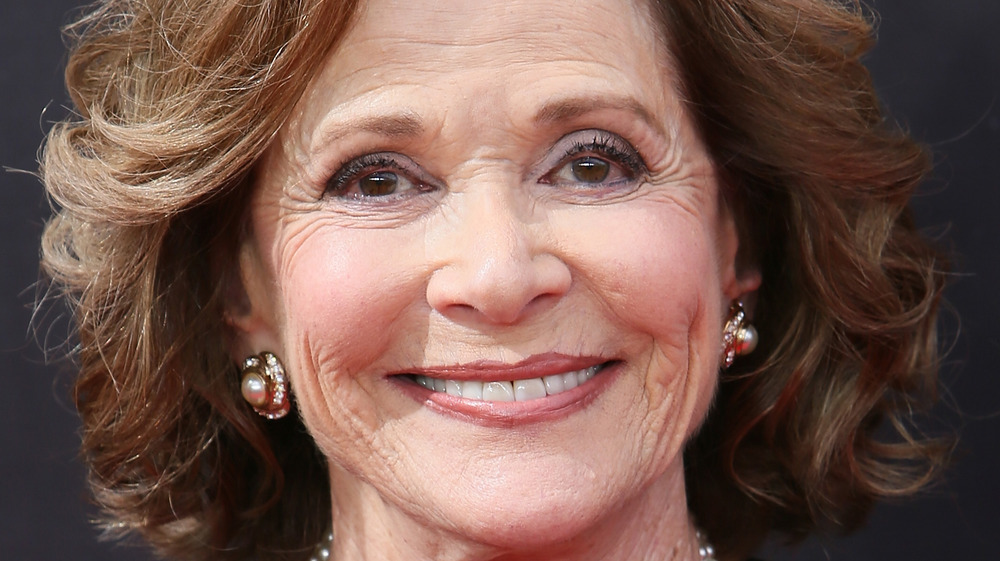 Arrested Development's Jessica Walter smiling