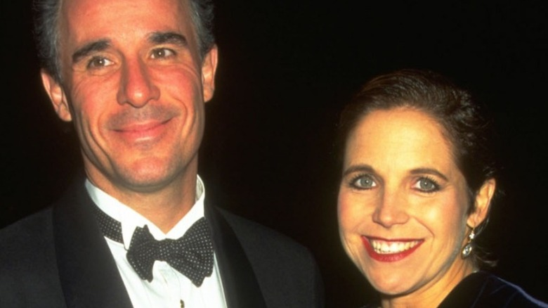 Katie Couric with husband Jay Monahan