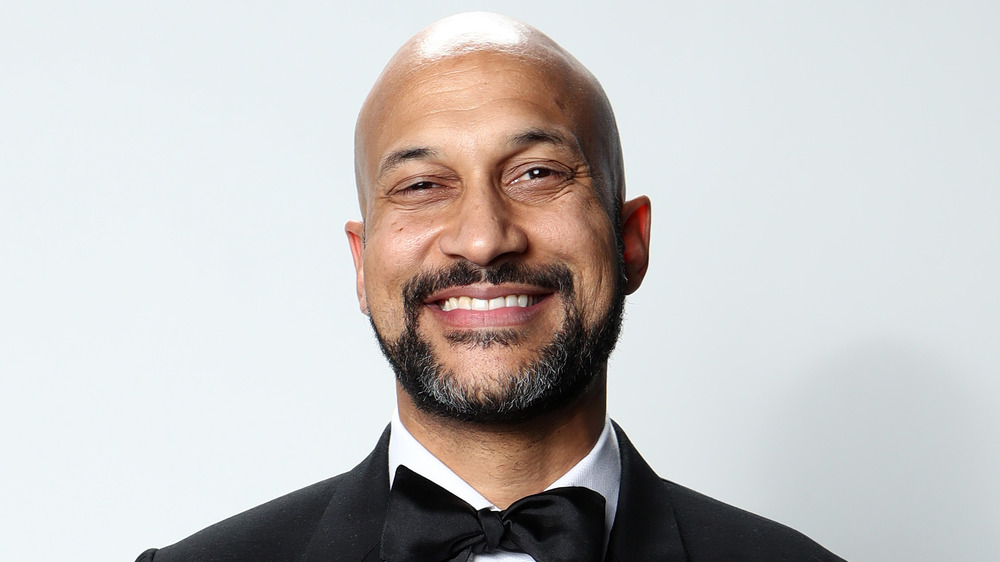 Keegan-Michael Key in a tuxedo at a 2020 benefit