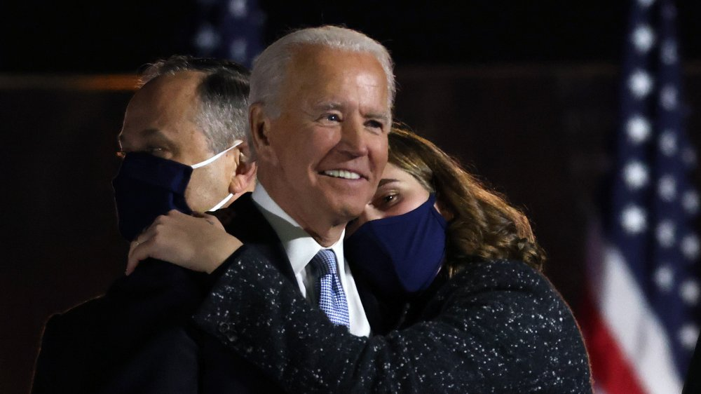 The meaning behind the hymn Joe Biden quoted during his victory speech