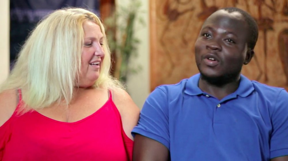 Angela and Michael on 90 Day Fiance