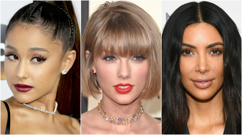 The Most Dramatic Celeb Makeup Transformations