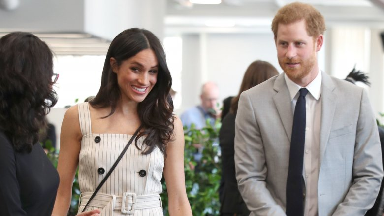 e77ed99f40a9 The most inappropriate royal outfits. Meghan Markle Prince Harry