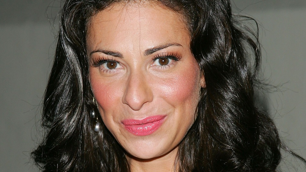 Stacy London posing