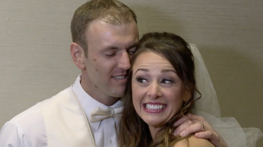 Married at First Sight's Doug and Jamie