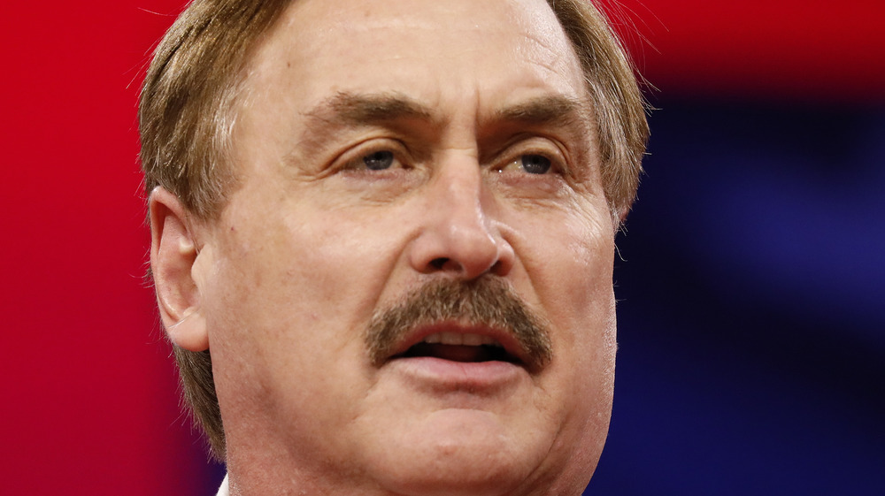 My Pillow guy, Mike Lindell