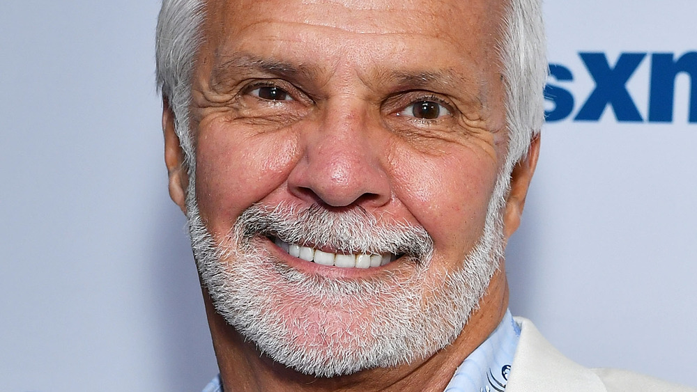 Captain Lee Rosbach smiling