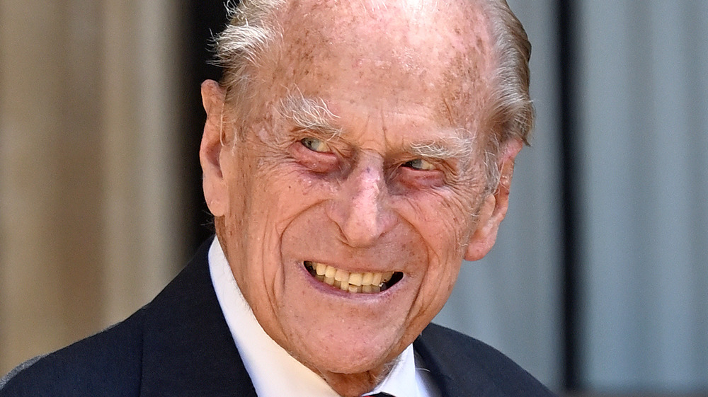 Prince Philip at a royal event
