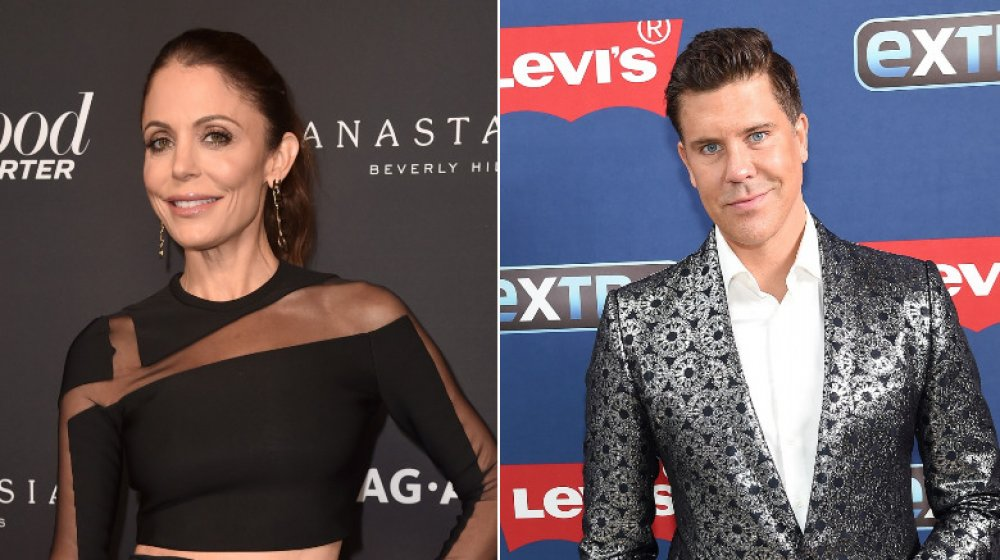 Bethenny and Fredrik stars Bethenny Frankel and Fredrik Eklund
