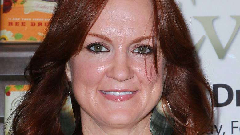 Ree Drummond at a press event