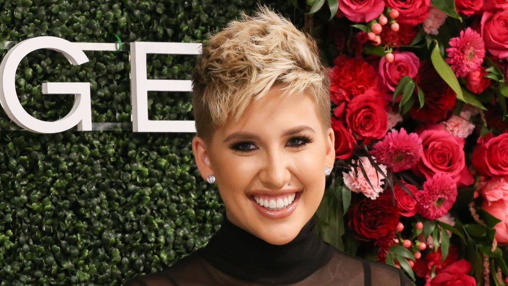 The Real Reason Savannah Chrisley Got A Pixie Cut