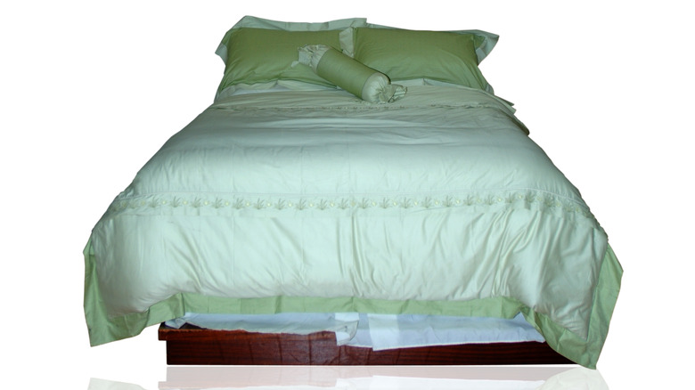 Waterbed