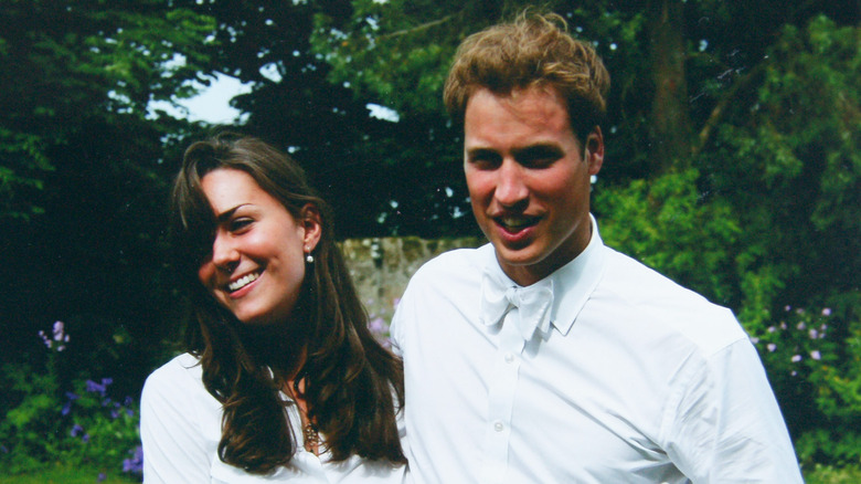 Kate middleton prince william hookup history
