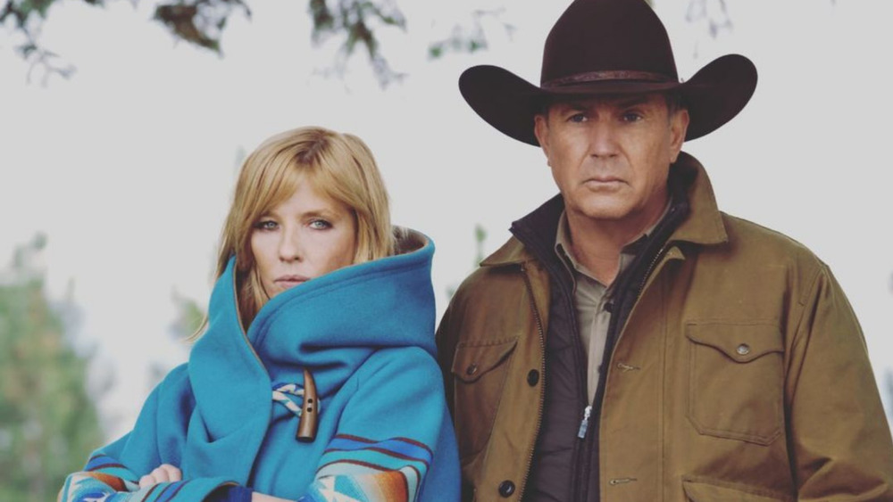 Kelly Reilly as Beth Dutton