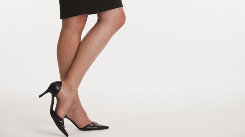 eb1521e2 The real reasons women wear heels